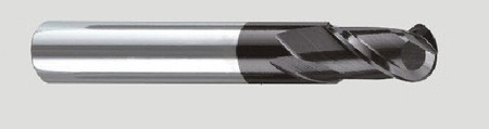 HRC45-Ball Nose End Mills